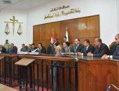 ضبط وإحضار موظف بمحكمة 15 مايو لإلقائه ماءً مغليا على زميله