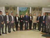 وفد من وزارة الرياضة يشكر محافظ جنوب سيناء لدوره فى نجاح مؤتمر الشباب