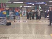 مجهول يطعن 4 أشخاص فى محطة قطار مدينة فرانكفورت الألمانية