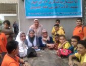 بالصور.. مركز ثقافة الطفل يحتفل بالذكرى الـ43 لرحيل طه حسين