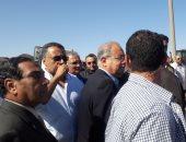 عاجل ..رئيس الوزراء يصل مدينة غارب لتفقد أضرار السيول بالمدينة