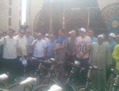 وكيل وزارة الشباب بالمنوفية: مشروع الدراجات خطوة لاستثمار الطاقة