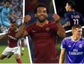 محمد صلاح يحتل المركز الثانى فى سباق أكثر اللاعبين صناعة للفرص بأوروبا