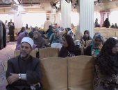 بالفيديو...ندوة لقومى المرأة بدمياط لحثها على المشاركة بانتخابات المحليات
