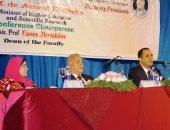 رئيس جامعة دمنهور يفتتح المؤتمر العملى الأول لكلية التمريض