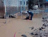 مياه الشرب: عودة المياه لجميع المناطق المتضررة من السيول خلال ساعة