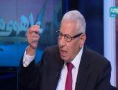 """مكرم محمد أحمد لـ""""خالد صلاح"""": مصر لم تتبع أحدا ولا أفهم موقف السعودية"""