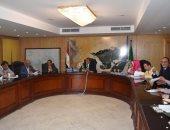 محافظ الفيوم يبحث مع أعضاء مجلس النواب آليات حل مشاكل المواطنين