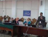 دورات تدريبية لأعضاء هيئة التدريس بجامعة قناة السويس