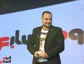 """بالفيديو والصور.. """"اليوم السابع"""" تحصد جائزتين من مهرجان الفضائيات العربية"""