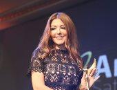 سميرة سعيد تفوز بجائزة أفضل ألبوم بمهرجان الفضائيات العربية