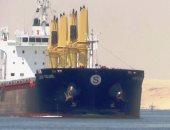 عبور 48 سفينة قناة السويس بحمولة 2.7 مليون طن