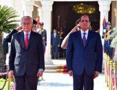 السيسى ونظيره السنغافورى يتفقان على تعزيز التعاون في مختلف المجالات