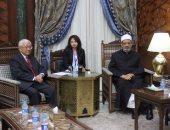 الإمام الأكبر يشيد بتجربة سنغافورا.. وتونى تان: الأزهر نموذج للتعايش بين الأديان