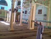 """بالصور.. مسجد """"سيدى زوين"""" الأقدم على مستوى المنوفية"""