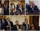 غضب النواب لعدم حضور الوزراء الجلسة العامة