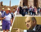 يحيى راشد يصل أسوان لحل أزمة تعطل الحركة السياحية بطريق أسوان – أبو سمبل