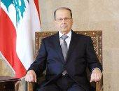 رئيس لبنان يلتقى سفيرى مصر والأردن لبحث كيفية تلافى أزمة استقالة الحريرى