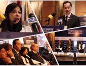 بالصور.. انطلاق منتدى الأعمال المصرى السنغافورى بمشاركة رؤساء كبرى الشركات