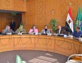 بالفيديو والصور.. محافظ الإسماعيلية يعقد إجتماعا بالمجلس القومى للمرأة