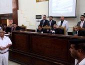 """تأجيل محاكمة 37 متهما بـ""""فض اعتصام رابعة"""" لـ4 يوليو المقبل"""