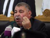 """الدفاع بـ""""فض رابعة"""" يطالب المحكمة بالتنحى.. والقاضى: """"لو عايز تردها ردها"""""""