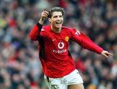 بالفيديو.. 13 عامًا على تسجيل رونالدو أول أهدافه بقميص مانشستر يونايتد