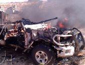 الجيش يحبط استهداف سيارة مفخخة لنقطة ارتكاز فى شمال سيناء