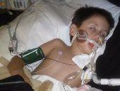 بالصور.. طفل يموت بعد أسبوعين بسبب فيروس نادر أدى لإصابته بالشلل