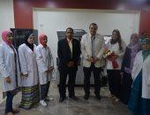 مركز الكبد المصرى: علاج 1800 حالة مجانا للقضاء على فيروس C فى 3 شهور