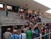 الأمن يفرج عن جماهير المحلة بعد تدخل مدير منطقة الغربية