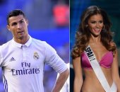 رونالدو ينفصل عن ملكة جمال إسبانيا بسبب طمعها فى الشهرة والشو الإعلامى