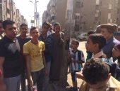 قبل وقوع كارثة.. أسلاك الكهرباء عارية فى شوارع أسيوط