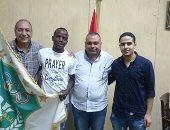 لاعب زيسكو الزامبى يوقع رسمياً للاتحاد السكندرى