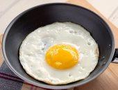 بيضة واحدة يوميا تقلل خطر الإصابة بأمراض القلب