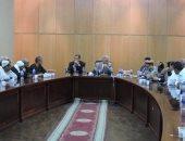مدير أمن البحيرة يعقد اجتماعا بالعمد والمشايخ لتحقيق منظومة الأمن المتكامل