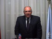سامح شكرى: المؤتمر الوطنى الأول يؤكد اهتمام الرئيس بالشباب