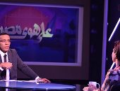 """بالفيديو.. شمس لـ""""خالد صلاح"""": """"الكلام عن الحور العين أفلام هندية والجنة مش أوتيل"""""""