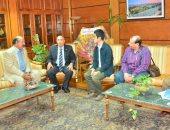 جامعة أسيوط تُعلن عن إقامة أول معرض  للحرف التقليدية اليابانية
