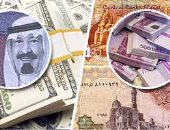 تباين أسعار العملات اليوم الاثنين أمام الجنيه المصرى