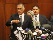 """طارق عامر يلتقى رئيس """"ماستر كارد"""" لمناقشة التوسع فى المدفوعات الرقمية"""