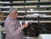 بالصور.. صحة المنوفية تواجه مصانع الحلوى المخالفة قبل المولد النبوى