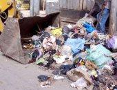 رفع 50 طن قمامة من حدائق وشوارع القناطر الخيرية بعد احتفالات شم النسيم