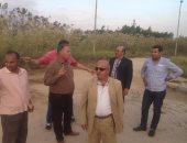 بالفيديو.. رئيس شركة مياه القناة يتفقد محطات قطاع الإسماعيلية