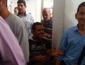 بالفيديو والصور.. مأساة 150 طفلا معاقا بالعاشر نقلوا مرتين من مدرستهم