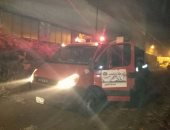 إصابة 5 مساجين باختناق بعد إشعالهم النيران بسجن سفاجا لإثارة الفوضى