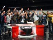 """بالصور .. أسرة """"القاهرة 360"""" تحتفل بإطلاق أولى حلقات البرنامج مع الإعلامي أحمد سالم"""