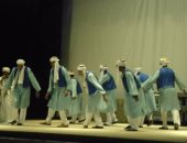 فرقة أسوان للفنون الشعبية تشارك فى احتفالات الوادى الجديد بعيدها القومى غداً