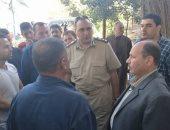 إنهاء إضراب سائقى خط أجا المنصورة بعد رفضهم التسعيرة الرسمية
