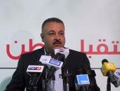 """رئيس برلمانية """"مستقبل وطن"""" يفتتح المعرض الدولي لمصنعي السيراميك"""